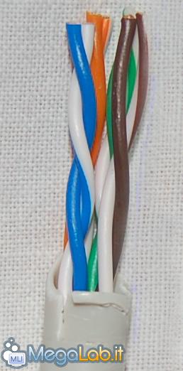 Schema Cablaggio Cavo Di Rete : Cavo di rete dritto