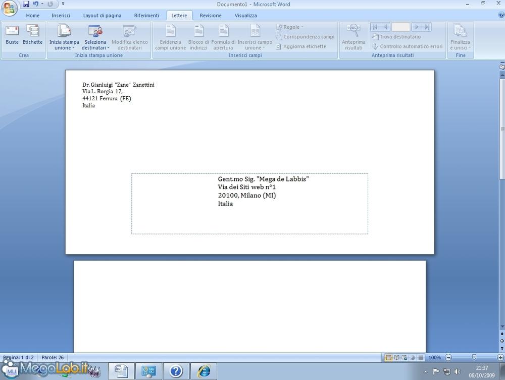 Compilare una busta da lettera: come farlo correttamente ...