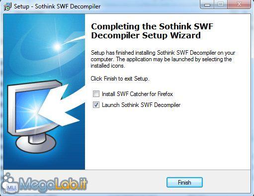 Sothink SWF Decompiler 4 5 in promozione gratuita [MegaLab it]