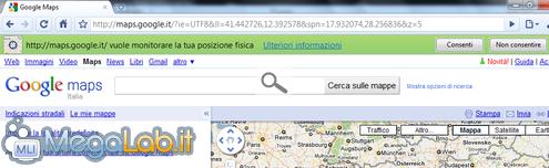 Disattivare geolocalizazzione Chrome 1.png