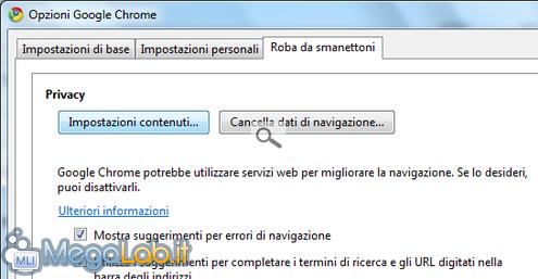 Disattivare geolocalizazzione Chrome 3.png