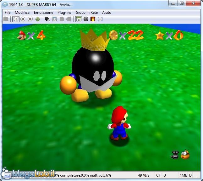 emulatore nintendo 64 per pc