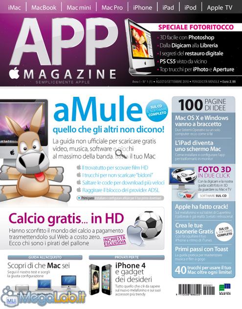 Nuovo mensile App Magazine dedicato ad Apple.jpg