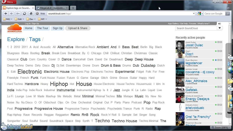 SoundCloud è il paradiso (gratuito) della musica