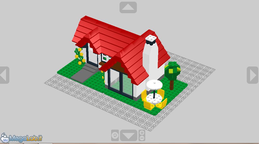 Lego digital designer il gioco dei mattoncini colorati anche su pc - Programma creare casa ...