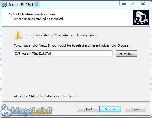 Accediamo alle nostre partizioni Linux da Windows con
