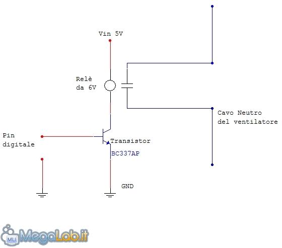 Schema Elettrico Per Ventilatore Da Soffitto : Schemaelettrico g