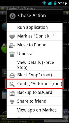 Ridurre consumo Ram e Velocizzare Android