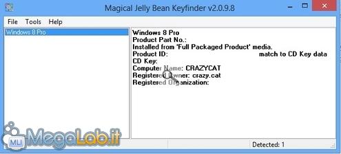 jelly bean keyfinder portable