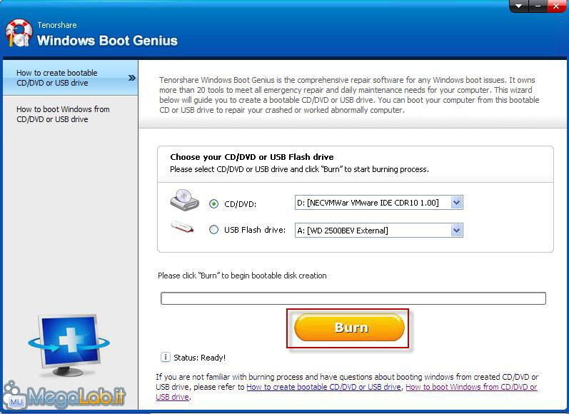 Windows 7 Ripristino Boot Loader Da Cd Di Installazione Program