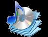 Nota, musica, CD, leggio, trasparente, trasparenza