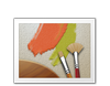 Pennelli, brush, colori, color, disegno, paint, disegnare