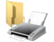 Printer, stampante, stampa, carta, paper, cartella, folder, directory