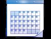 Calendario, datario, calendar, date