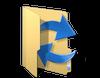 Sincronizza, sincronia, sincronizzazione, cartella, folder, directory,