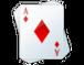 Carte, gioco, poker, picche, picca, mazzo, giocare, quadri