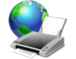 Stampante, mondo, world, web, print