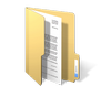 Cartella documenti, document folder, documenti, cartella, testo, folder
