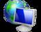 Computer, PC, mondo, LCD