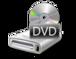 Disco, DVD, drive, esterno, lettore DVD esterno