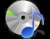 Audio CD, CD audio, nota, musica, musicale, canzone, canzoni