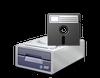 Floppy, drive, lettore floppy, floppy drive, 5.25, vecchio, backup
