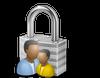 Lucchetto, lock, sicurezza, utenti, genitori, consulto, consulenza
